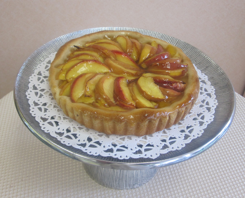 Fresh Peach Pie (Seasonal)
