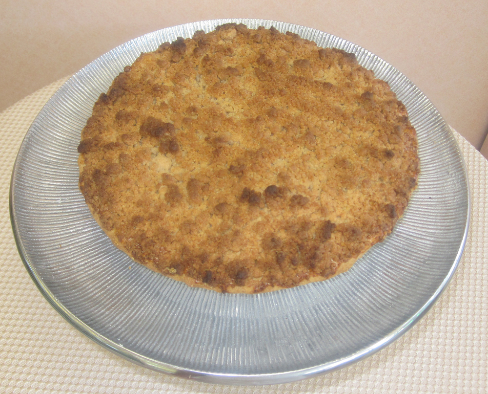 Apple Crumb