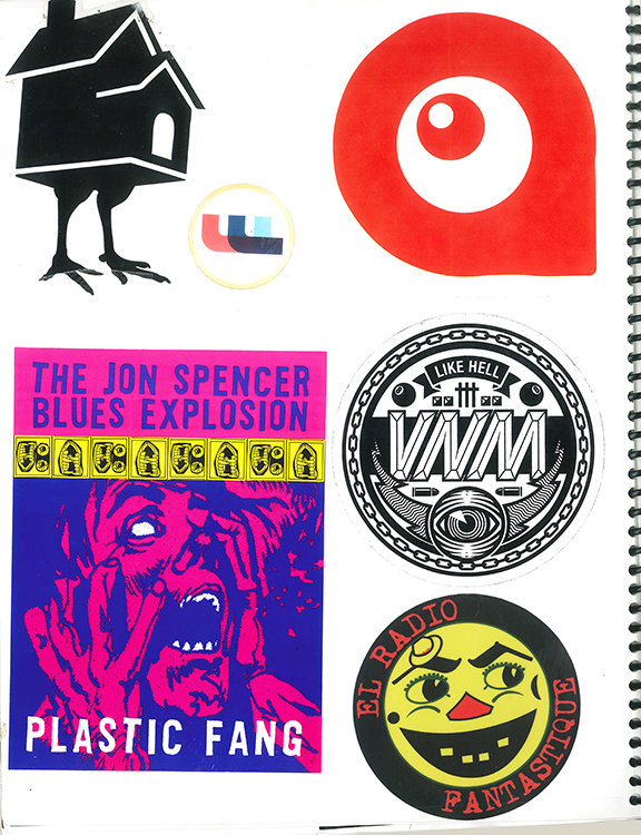 Page #53 - Sticker Collection
