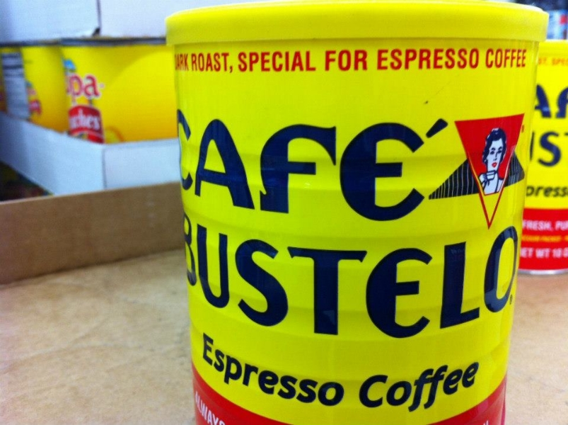 Cafe Bustelo (Women of the Supermarket - Photo by: Morgan Jesse Lappin)
