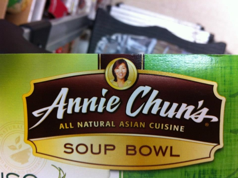 Annie Chun's (Women of the Supermarket - Photo by: Morgan Jesse Lappin)