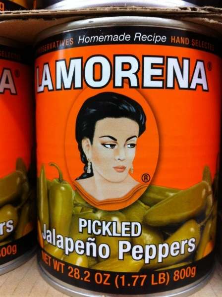 Lamorena (Women of the Supermarket - Photo by: Morgan Jesse Lappin)