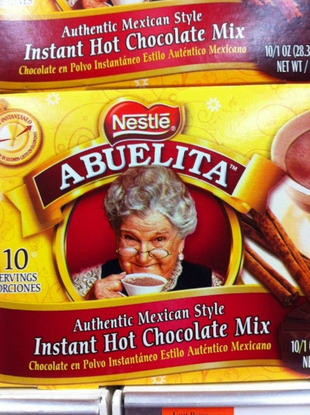 Abuelita (Women of the Supermarket - Photo by: Morgan Jesse Lappin)