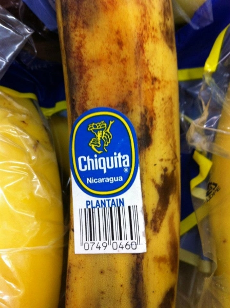 Chiquita (Women of the Supermarket - Photo by: Morgan Jesse Lappin)