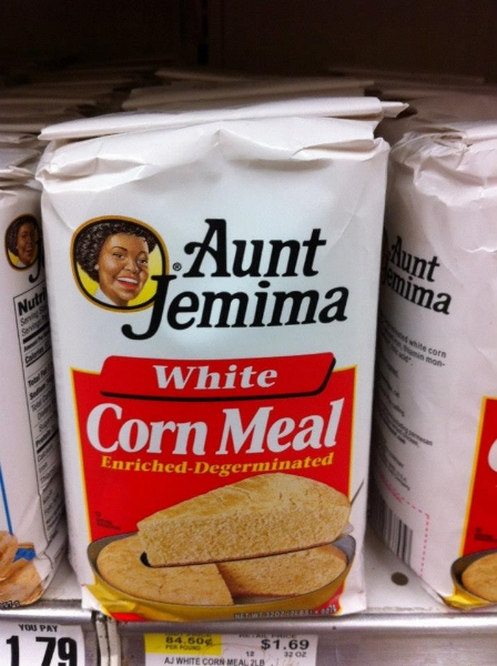 Aunt Jemima (Women of the Supermarket - Photo by: Morgan Jesse Lappin)