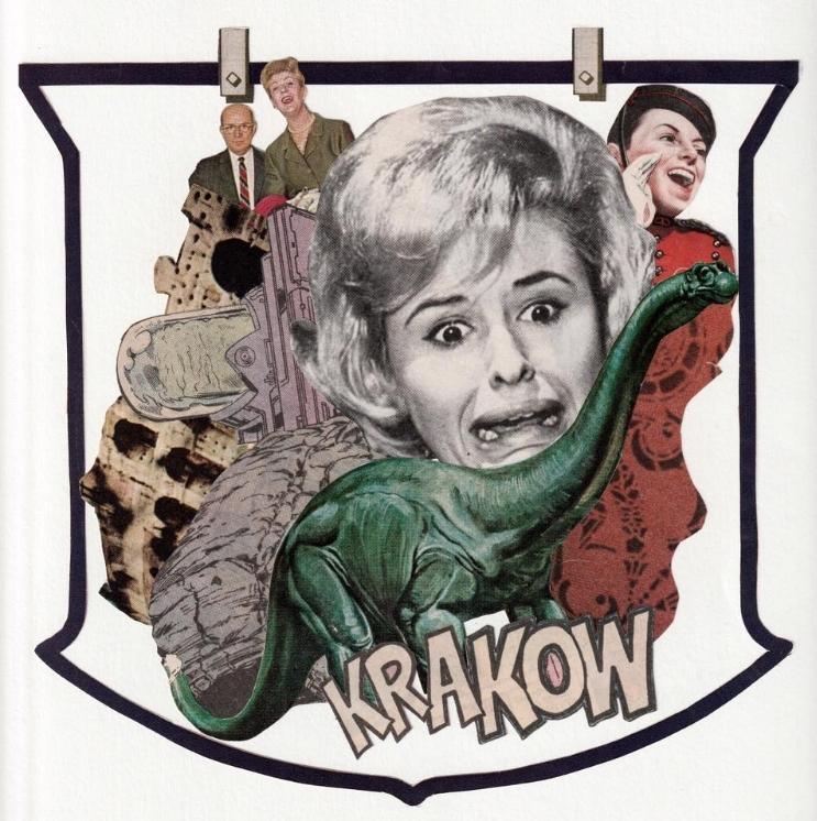 Krakow (Analog Collage - 2017)