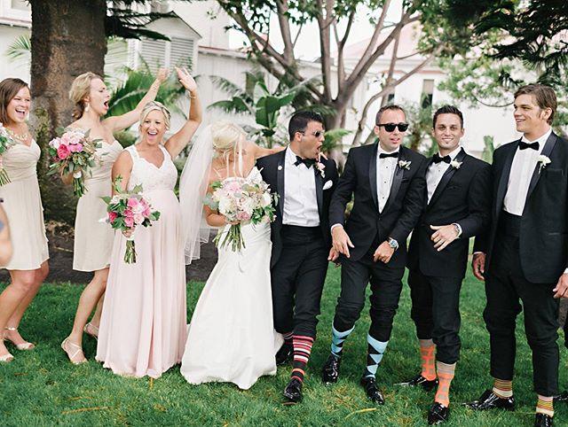 Sometimes the guys just gotta show off the socks... @joemusselman1776 and @hannahmmusselman  and their friends were a blast to photograph during their #coronadoisland wedding! . . . . . #destinationweddingphotographer  #weddingphotography #weddingphotographer #brideandgroom #bride #groom #bridalparty #weddingsocks #loveauthentic #makemoments #junebugweddings #ryantimmphotography #weddinginspiration #moments #love #togetherforever #instawedding #bestfriends