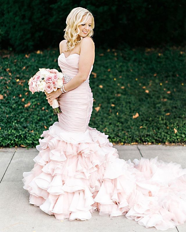 Look at this dress from @maggiesotterodesigns! Such a pretty color. @chicagolaurie wore it beautiful for her #chicagowedding at the @chiculturcenter. Not only is the @chiculturcenter a beautiful venue to host your wedding at, but it's right across the street from #milleniumpark, a beautiful spot to take photos at! . . . . . #chicagoweddingphotographer  #summerevening #weddingcouple #midwestsummer #weddingphotography #weddingphotographer #bride #groom #loveauthentic #makemoments #junebugweddings #portrait #ryantimmphotography #weddinginspiration #moments #love #togetherforever #instawedding #firstandlast #wedchicago #instaproofs #midwestwedding #coloradoweddingphotographer #californiaweddingphotographer #marthastewartweddings #stylemepretty #2020brides #theknot