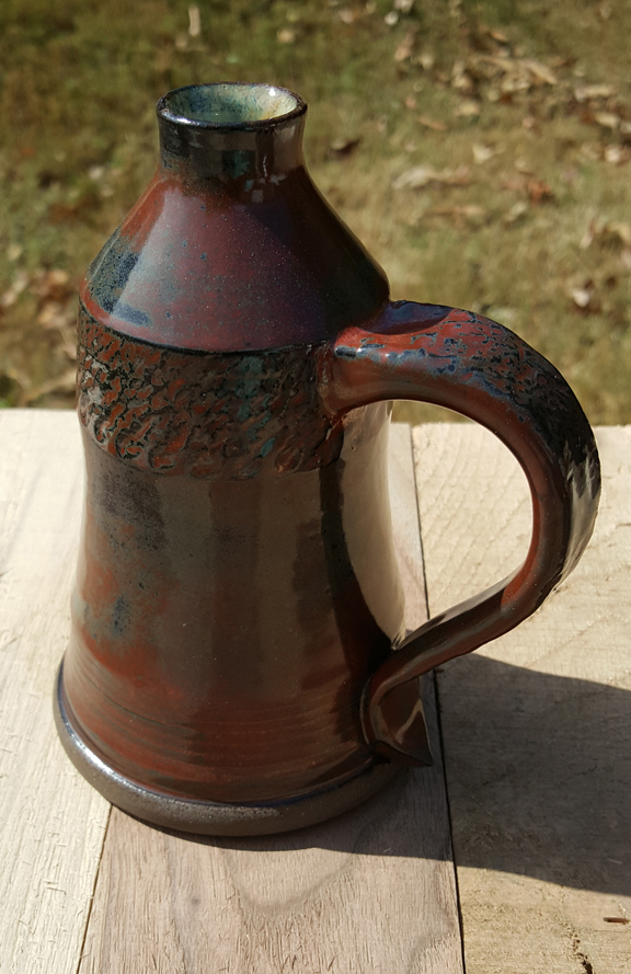 Oil Lamp / Bottle