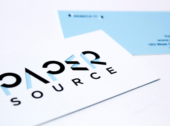 PAPER SOURCE  Transmedia / Packaging / Print / Identity System