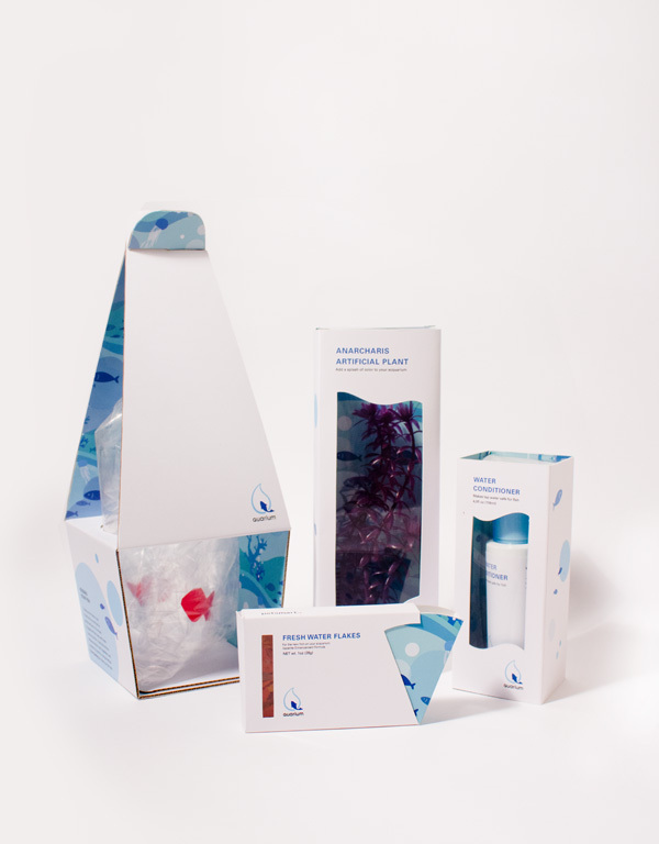 QUARIUM  Packaging