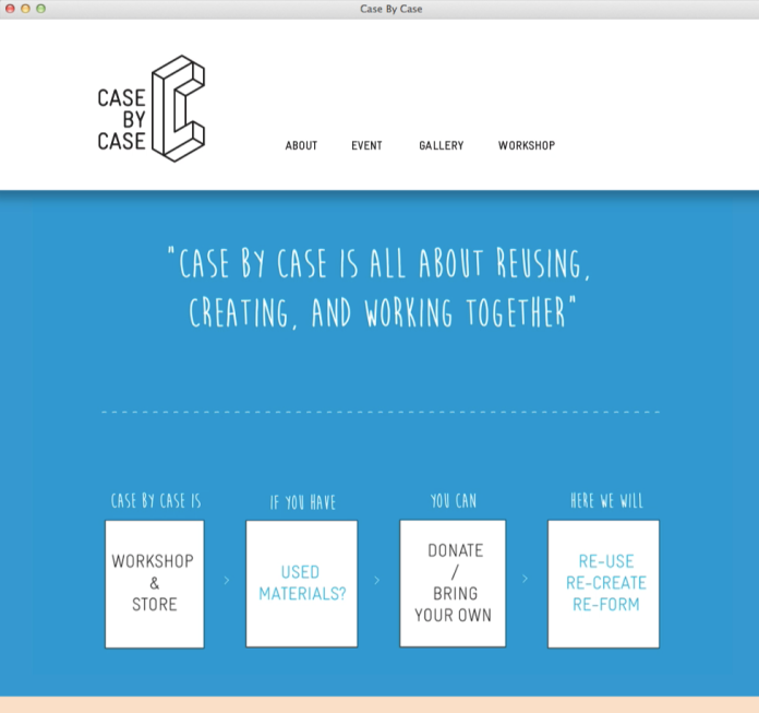 CASE BY CASE Transmedia / web