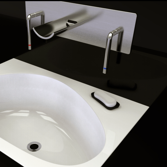 waterScape - Bathroom Fixture