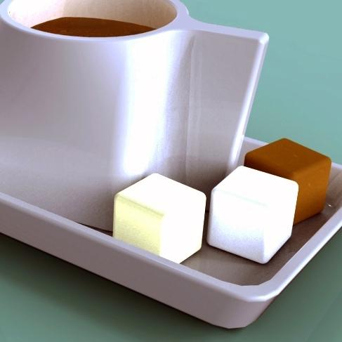 Café Cubes