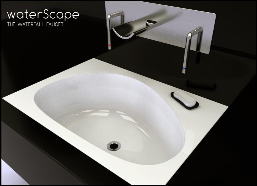 waterScape faucet