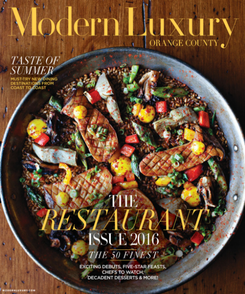 Modern Luxury Orange County July/August 2016