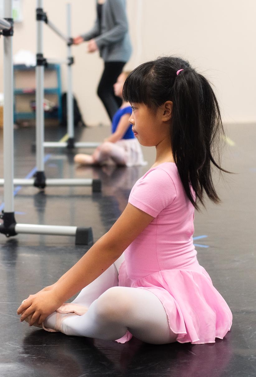 We're not just another dance studio... -