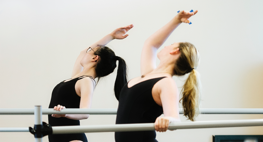 Dancers will be grouped by ability and will take multiple genres throughout the program in addition to being exposed to dance history and elements of choreography.