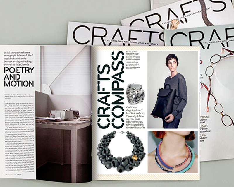 Crafts Magazine - November 2014