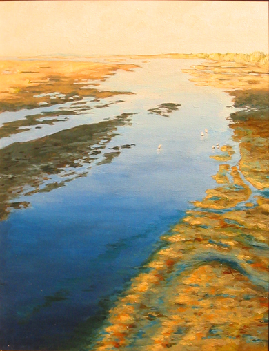 Santa Clara River Estuary Sunrise