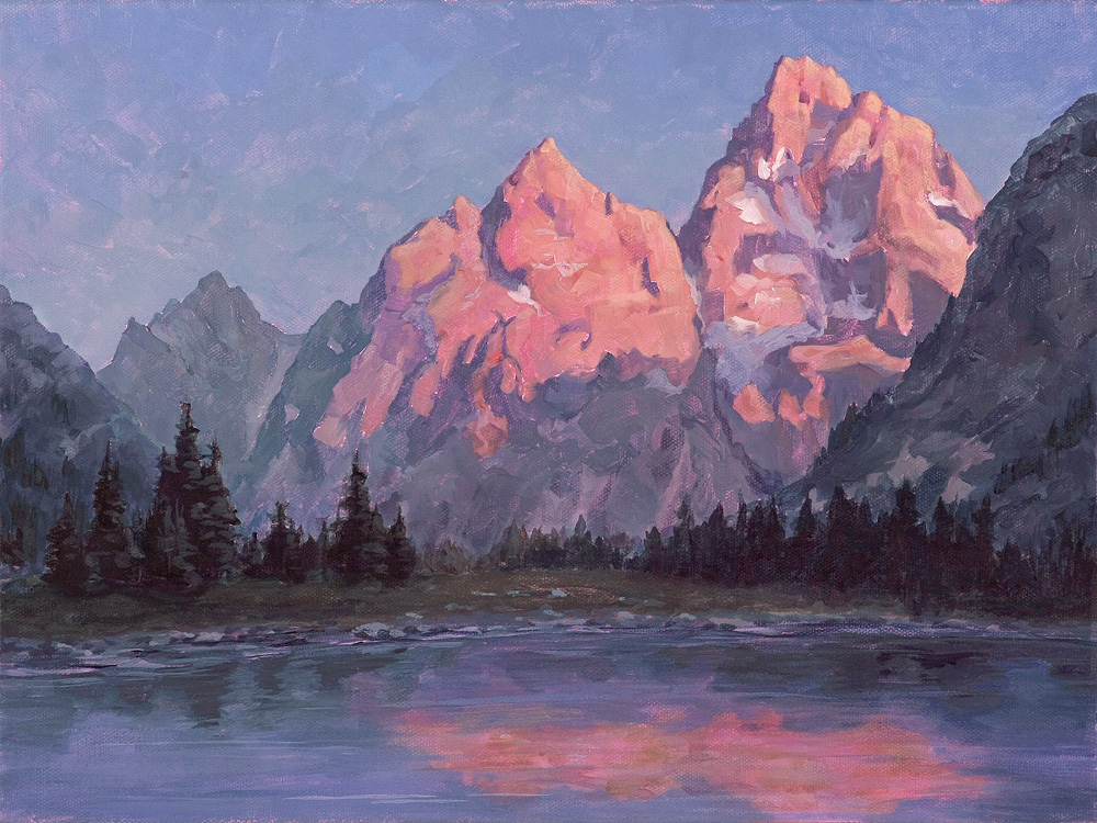 Teton Solitude