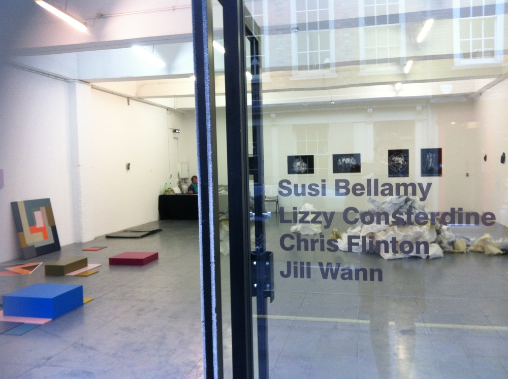 Northumbria Visual Arts 13, Truman Brewery, London EC1 2013