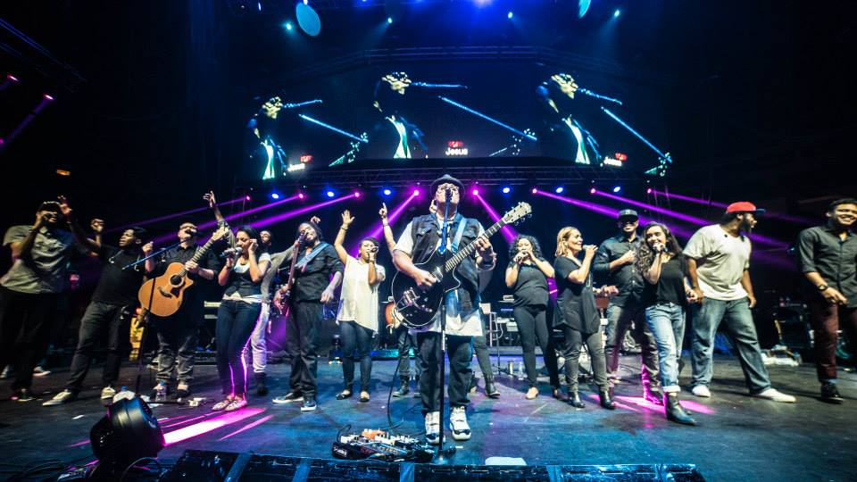 Israel Houghton   Alive in Asia Tour   See more