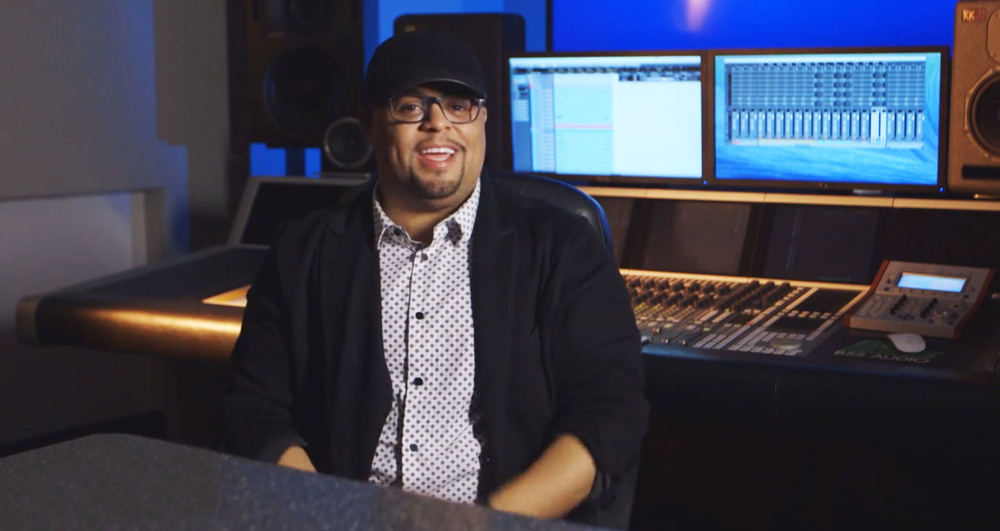 Israel Houghton   Talks about Forefront   Watch the video