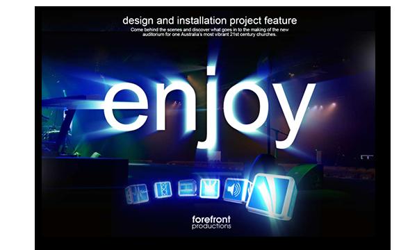 Enjoy Church Installation Booklet