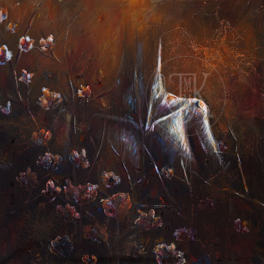 Acrylic on Canvas, 100 x 100 cm, 2016