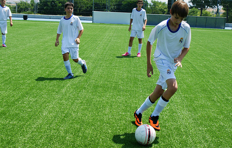 Sporting Soccer Camp 2018 - Full Board, Accommodation including