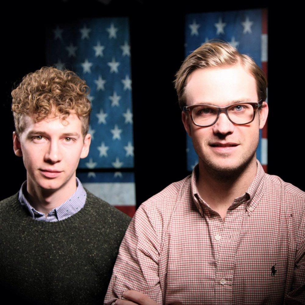 Jakob Stenberg och Henrik Nygren