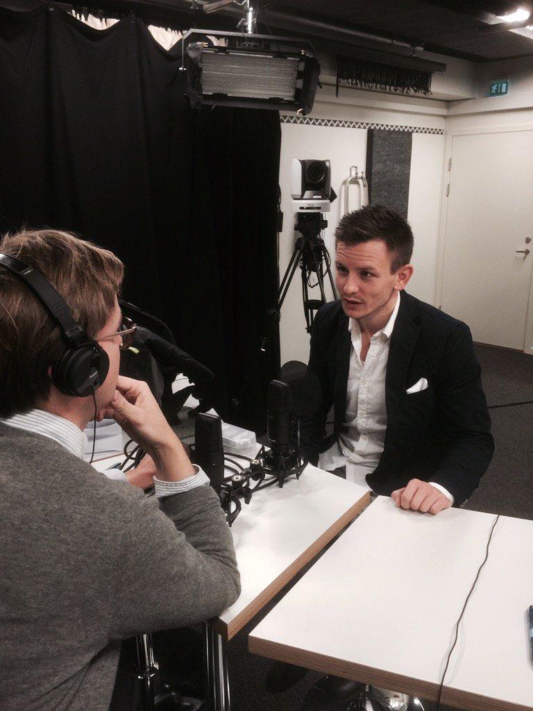 Podcast Kongressen with Daniel Bramme