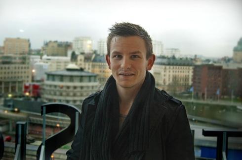 Daniel Bramme in Stockholm