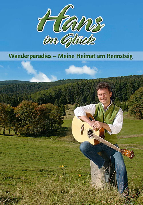 Wanderparadies (DVD Video – Pal 16:9)  C+P 2012, LC 11580, GEMA, HPM Musik