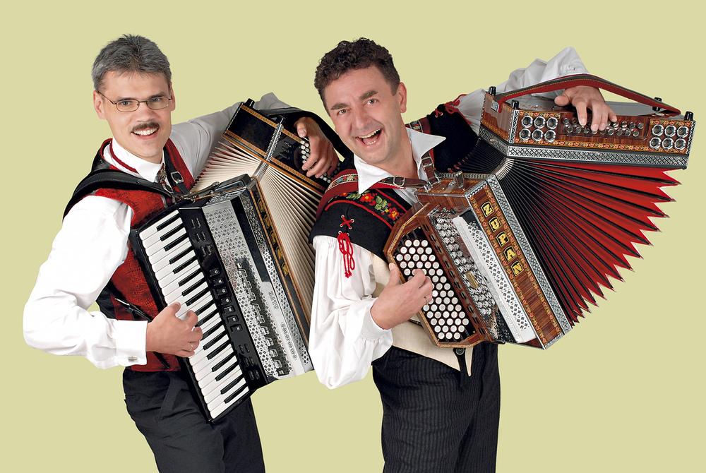 Thilo Schultz und Hans im Glück
