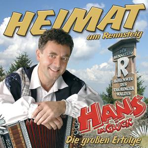 Heimat am Rennsteig - Die großen Erfolge  C+P 2007, LC 11580, GEMA, HPM Musik