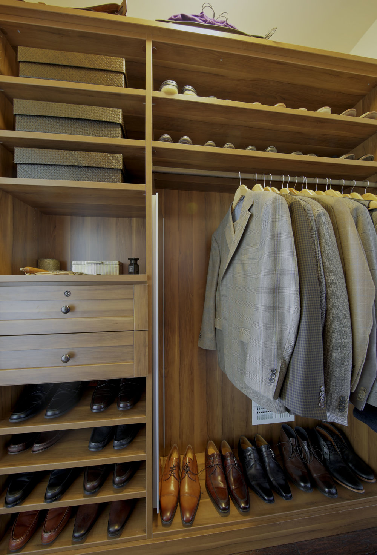 Men's Closet Project