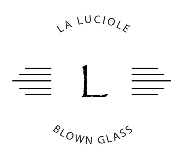 La Luciole Blown Glass - Verre Soufflé
