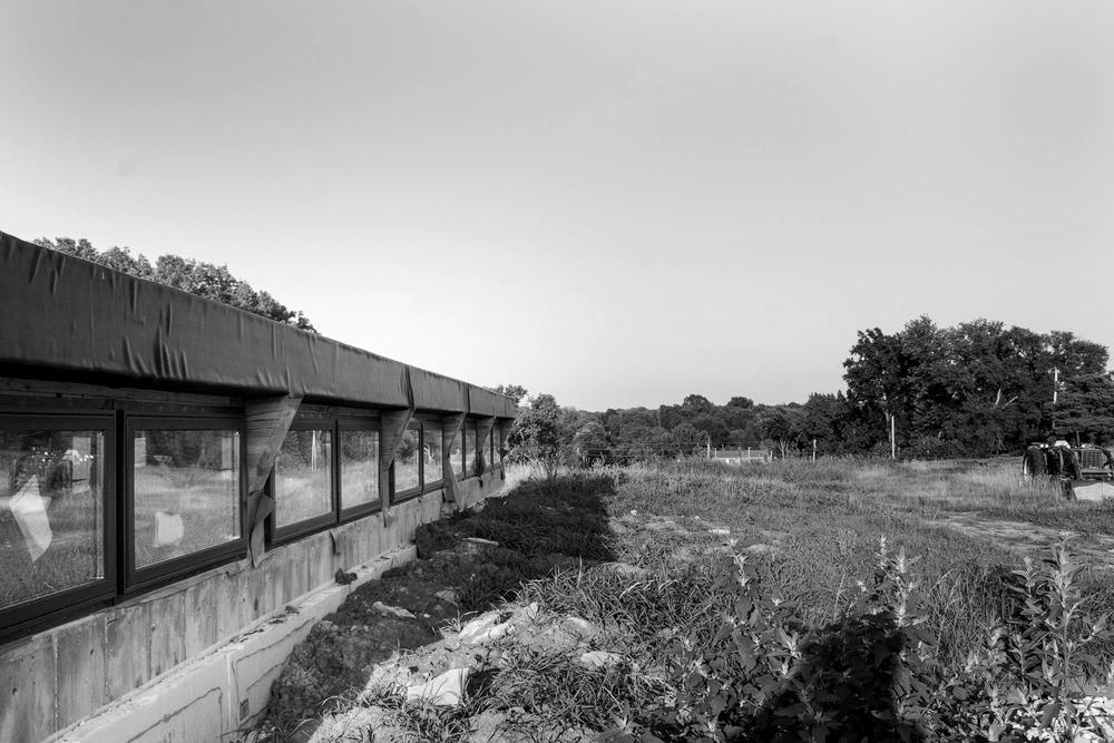 2014 0707 - Site Visit - Exterior South Facade_bw.jpg