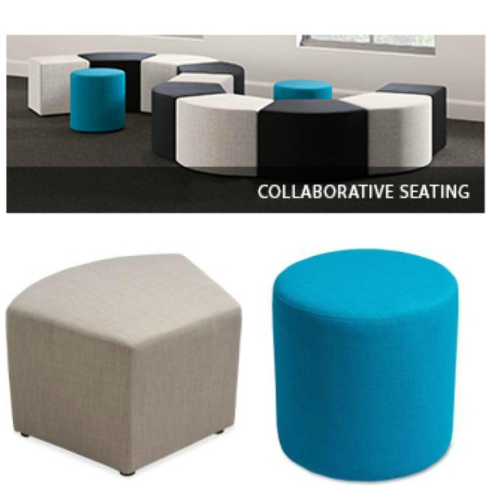 Collaborative Ottomans -