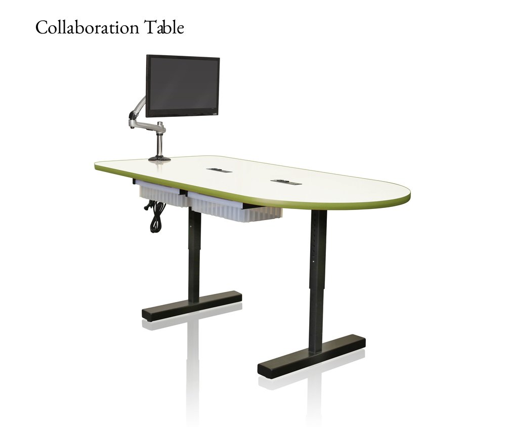 CEF Collaboration Table