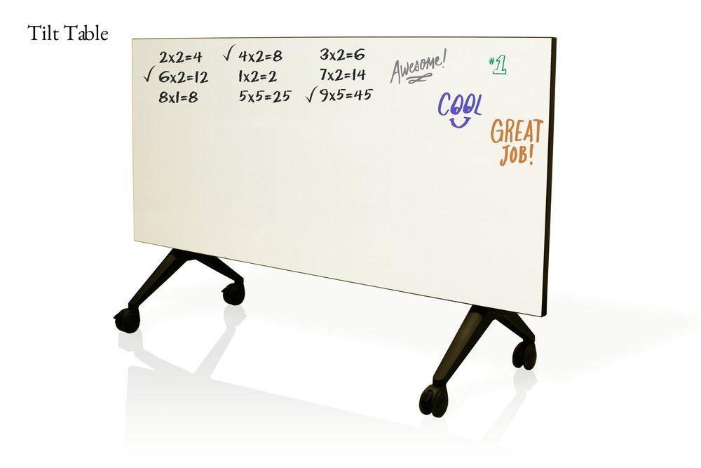 CEF Tilt Table