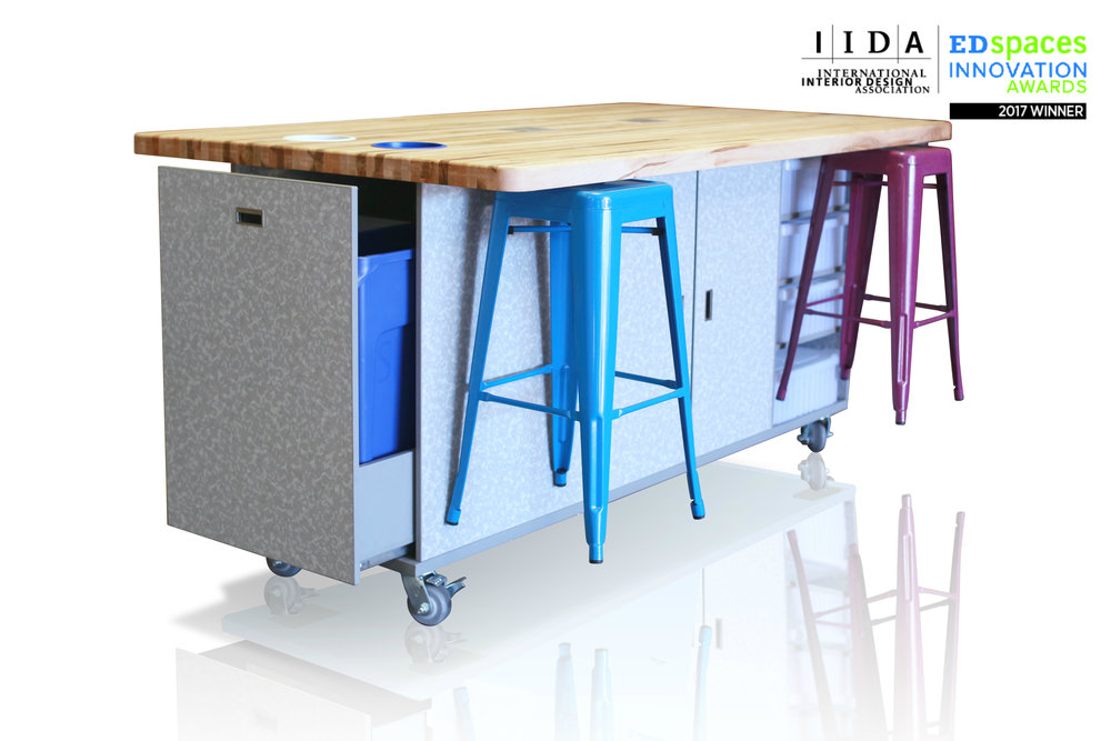 The Original Ed Table - With breakthrough solutions packed into every inch, the award winning