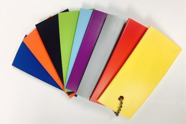 Edge Banding Colors -