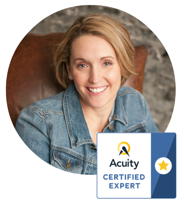 Acuity Certified Expert, Connie Holen
