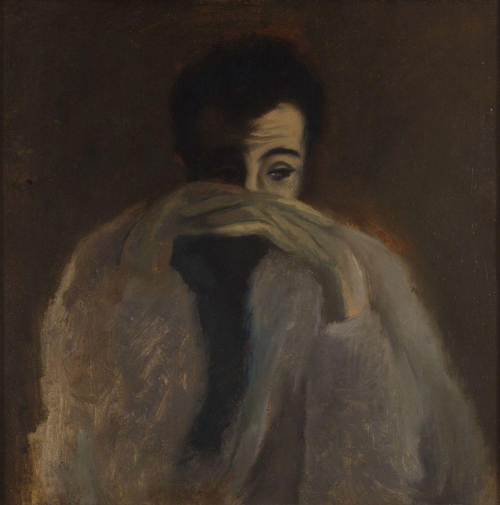 Jan Cox,Zelfportret,1944