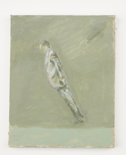 Max Vanderleenen, Man falling forward, 2012