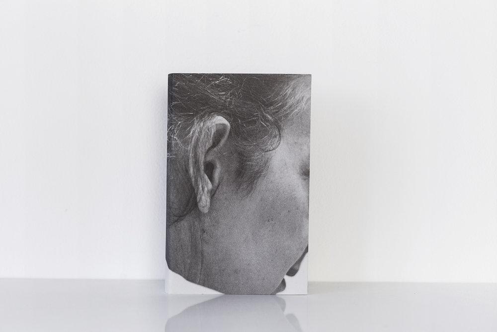 96 pages, duotone  11,5 x 18,4 cm  2018