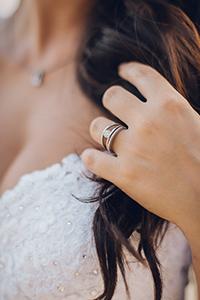 Wedding pricing ring